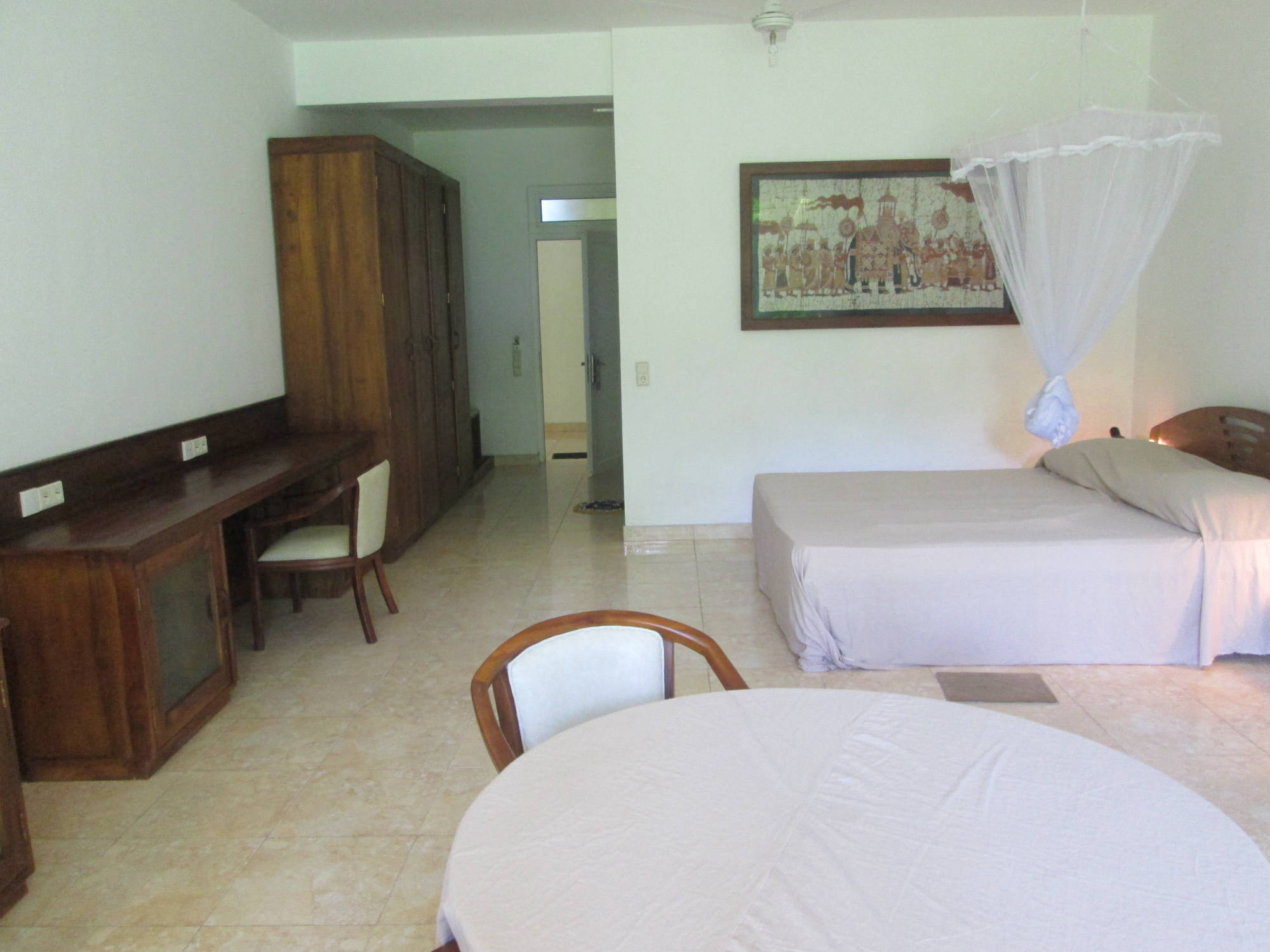 Double Room Deluxe Raja Beach Hotel